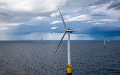 La energía eólica offshore se impone, alejándose cada vez más de la costa